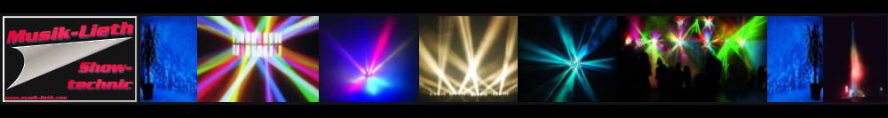 Musik-Lieth - Showtechnic - Deko - Livemusik